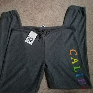 Chaser Sweatpants California Joggers Extra Small